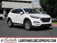 This 2018 Hyundai Tucson SE is proudly offered by LHM