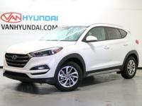 Tucson SEL, 2.0L DOHC, 6-Speed Automatic with