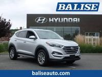 2018 Hyundai Tucson SE one owner with a perfect