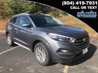 2018 Hyundai Tucson SEL Plus 26/21 Highway/City MPG