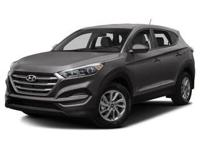 Gray 2018 Hyundai Tucson SEL Plus AWD 6-Speed Automatic