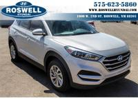 This gas-saving 2018 Hyundai Tucson SE will get you