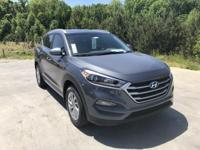 2018 Hyundai Tucson SEL FWD 6-Speed Automatic with