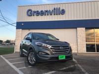 $2,750 off MSRP! Gray 2018 Hyundai Tucson SEL FWD