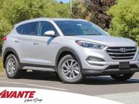 New Price! Silver 2018 Hyundai Tucson SEL Plus FWD