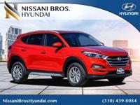 Sunset 2018 Hyundai Tucson SEL FWD 6-Speed Automatic