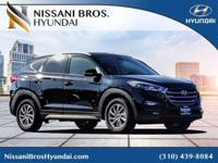 Black Pearl 2018 Hyundai Tucson SEL Plus FWD 6-Speed