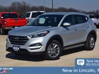 Safe and reliable, this 2018 Hyundai Tucson SEL makes