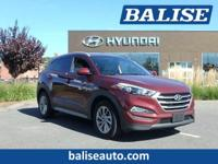 2018 Hyundai Tucson SEL one owner with a perfect
