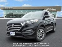 Black Pearl 2018 Hyundai Tucson SEL AWD 6-Speed
