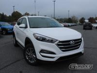 New 2018 Hyundai Tucson SEL! This vehicle has a 2.0L
