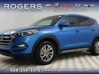 Hyundai Certified, CARFAX 1-Owner. Caribbean Blue