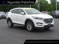 $5,447 off MSRP! 2018 Hyundai Tucson SEL Plus White 4D