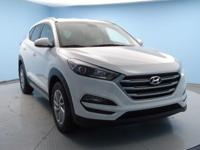 Sturdy and dependable, this 2018 Hyundai Tucson SEL