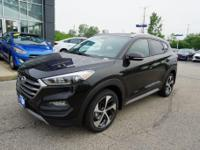Black Pearl 2018 Hyundai Tucson Sport AWD 6-Speed