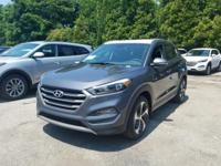 Gray 2018 Hyundai Tucson Sport AWD 6-Speed Automatic