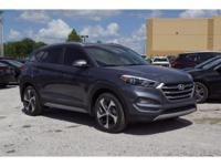 Recent Arrival! 2018 Hyundai Tucson Sport AWD 6-Speed