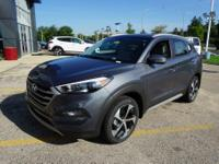 Grey 2018 Hyundai Tucson Sport AWD 6-Speed Automatic