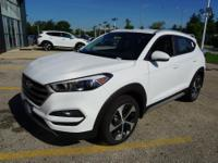 White 2018 Hyundai Tucson Sport AWD 6-Speed Automatic
