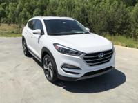 2018 Hyundai Tucson Sport FWD 6-Speed Automatic with