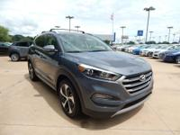 Grey 2018 Hyundai Tucson Sport FWD 6-Speed Automatic