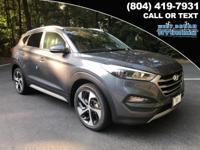 2018 Hyundai Tucson Sport 28/21 Highway/City MPG