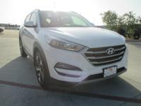 This outstanding example of a 2018 Hyundai Tucson Sport