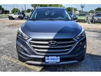 Gray 2018 Hyundai Tucson Sport FWD 6-Speed Automatic
