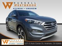 2018 Hyundai Tucson Sport Gray FWD 6-Speed Automatic