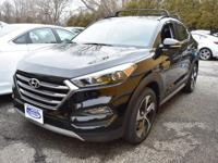 Black 2018 Hyundai Tucson Value AWD 7-Speed Automatic
