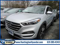 Silver 2018 Hyundai Tucson Value AWD 7-Speed Automatic
