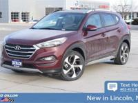 Safe and reliable, this 2018 Hyundai Tucson Value lets