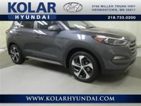 Grey 2018 Hyundai Tucson Value AWD 7-Speed Automatic