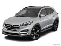 This 2018 Hyundai Tucson Value is complete with