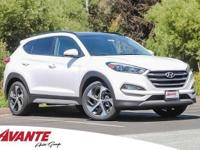 White 2018 Hyundai Tucson Value AWD 7-Speed Automatic