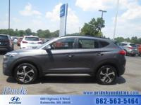 This reputable Tucson will have you excited to drive to