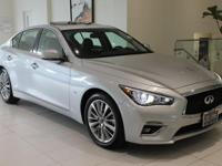 JUST IN!!   PRE-PROCESS PREVIEW!!  2018 INFINITI Q50