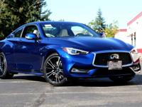 Iridium 2018 INFINITI Q60 2D Coupe Sport AWD 7-Speed