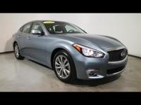 Our impressive One Owner, Clean Carfax 2018 INFINITI