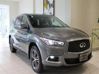 JUST ARRIVED!!    AFFORDABLE LUXURY!!   2018 INFINITI