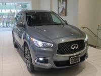 JUST IN!  2018 INFINITI QX60 Hagane Blue Nav/GPS,