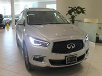 JUST IN!!  2018 INFINITI QX60, Liquid Platinum,