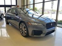 This 2018 Jaguar XF S is featured in Corris Grey