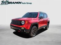 Colorado Red 2018 Jeep Renegade Trailhawk 4WD 9-Speed