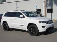2018 Jeep Grand Cherokee Altitude Bright White