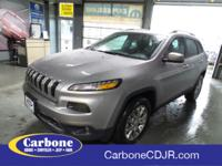 $6,078 off MSRP! 2018 Jeep Cherokee Limited