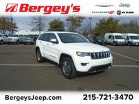 JEEP CERTIFIED! 4WD LIMITED LUXURY! Panoramic Sunroof,