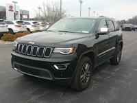 CARFAX One-Owner. Clean CARFAX. Black 2018 Jeep Grand