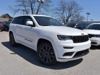 2018 Jeep Grand Cherokee 4WD. High Altitude 4WD 8-Speed