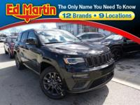 The 2018 Jeep Grand Cherokee s strong character and
